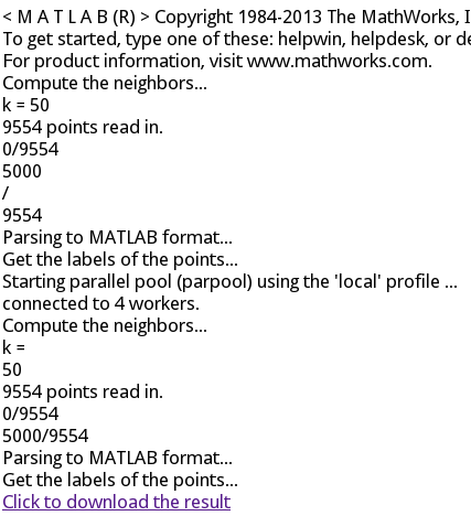 Exposing an online interface for MATLAB (and potentially any